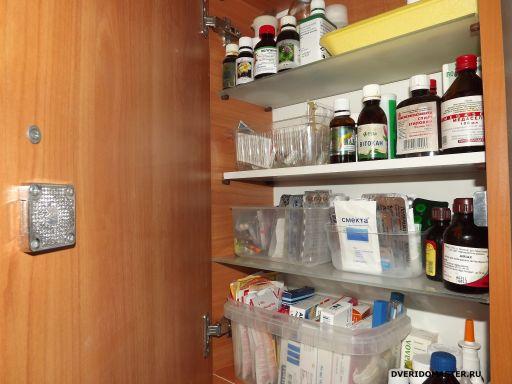 сделать аптечку самому