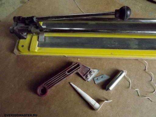 укладка плитки инструмент