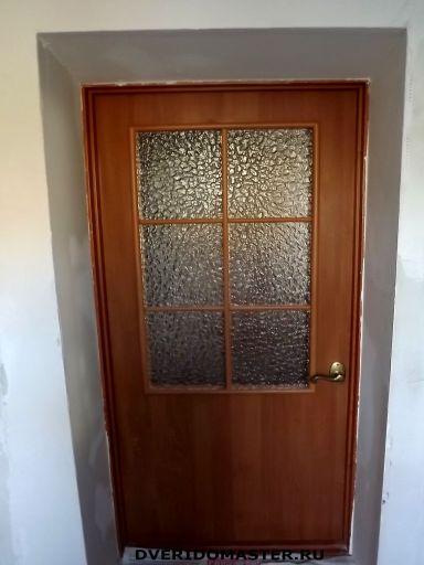 дверные откосы после ремонта