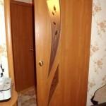Переделка обычных дверей на двери-купе