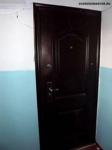 китайские двери установленные
