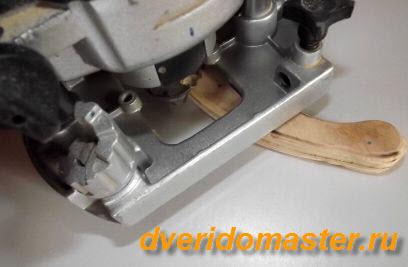 Ремонт поломанной рукоятки ножа.
