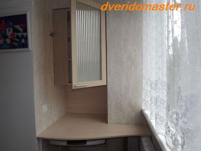 как сделать мебель на лоджию