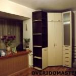 Угловой шкаф – компактное решение