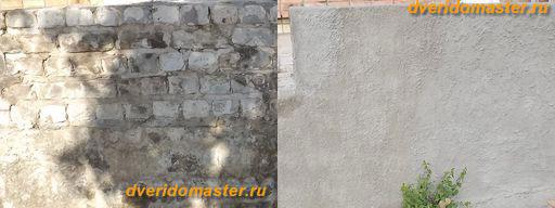 Как сделать цементную шубу 61