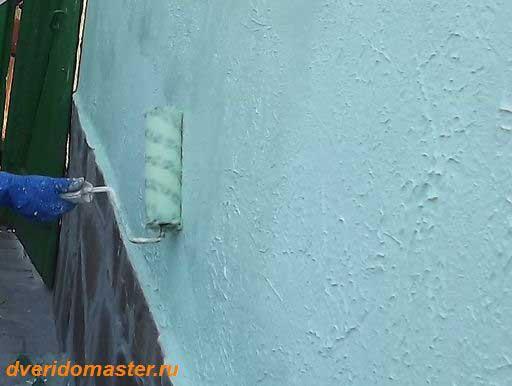 реставрация стен